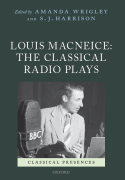 Louis MacNeice: The Classical Radio Plays book cover