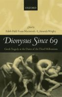 Dionysus since 69 book cover
