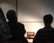 British Library listening event