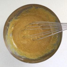 préparation moelleux farine de chataigne