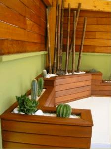 jardín minimalista 3
