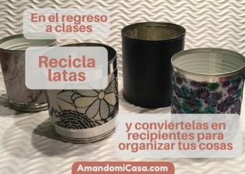 recicla latas