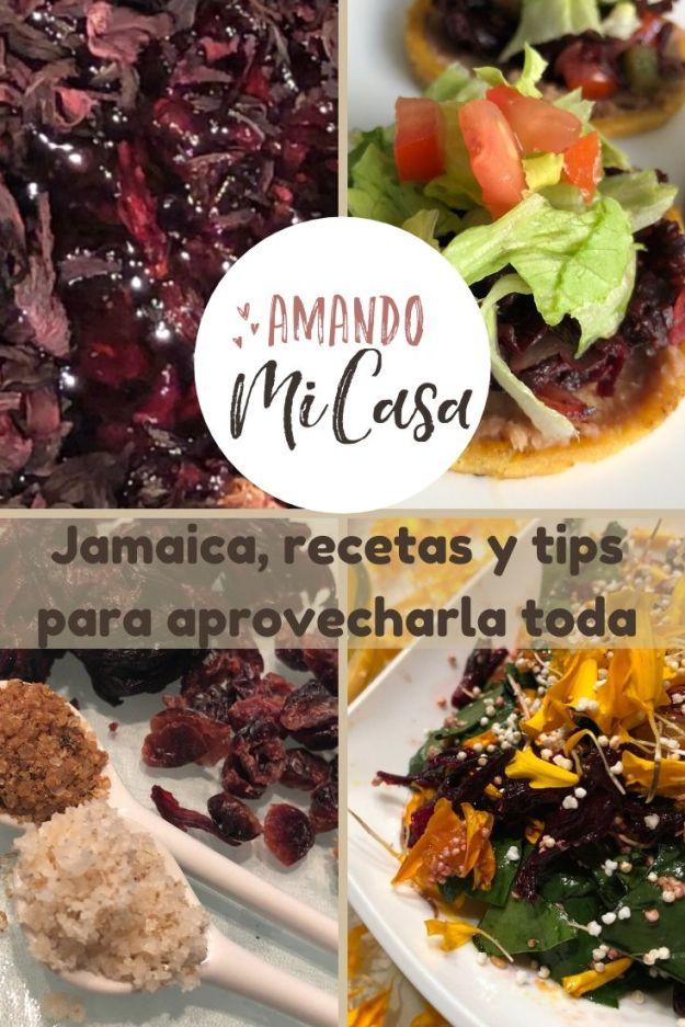 jamaica, tips y recetas