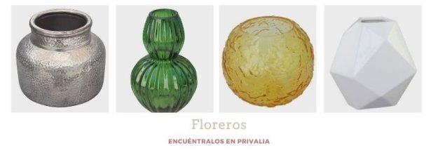 Floreros Privalia