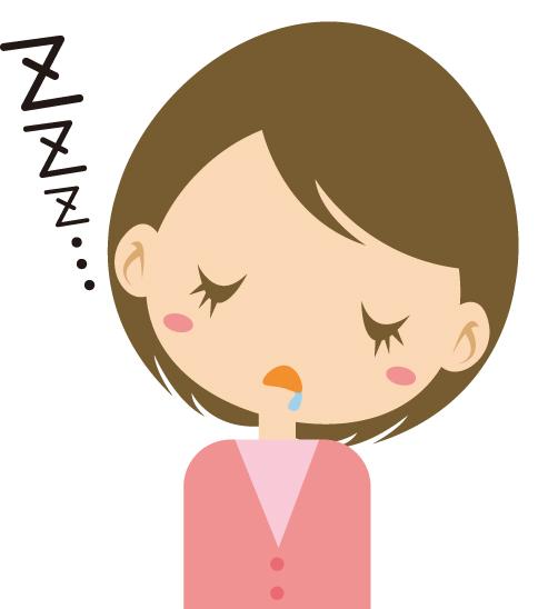 寝 てる 時 よだれ が 出る 原因 放っておいたら大変なことに!?睡眠中のよだれの原因と対策