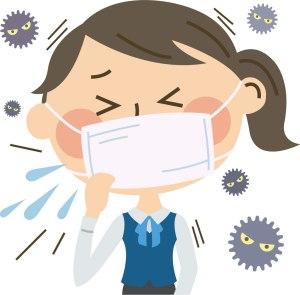 インフルエンザの症状の特徴とは?風邪との違いを見分けられる?