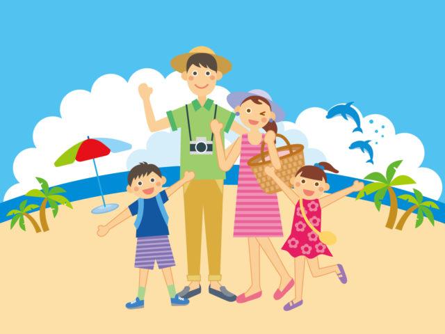春休みのハワイの気候や服装について。海やプールで泳げる?寒くない?