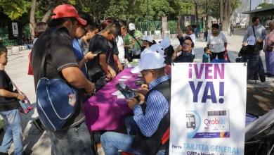Photo of Inicia pago preferente con tarjeta en el transporte colectivo