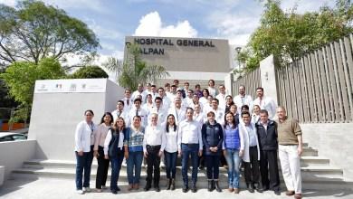 Photo of Entregan modernización del hospital en Jalpan