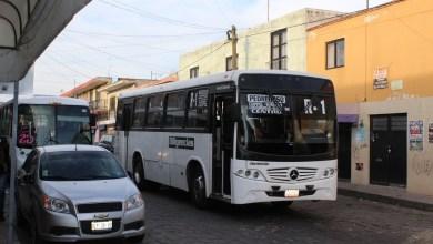 Photo of Incrementa tarifa de transporte público a 10 pesos