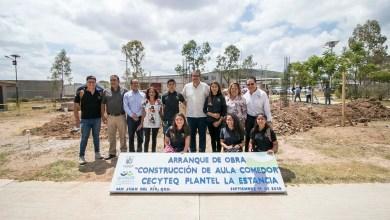 Photo of Inician obras por 2 mdp en la Estancia