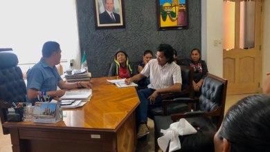 Photo of Antorchistas en Peñamiller solicitan obras