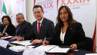 Photo of UTSJR sede de la Sesión Región Centro-Sur de ANUIES