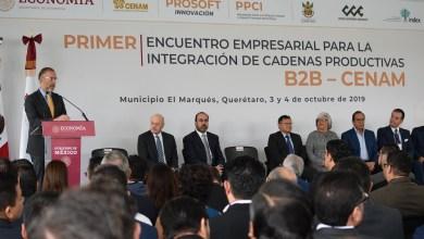 Photo of Inauguran Encuentro para Integración de Cadenas Productivas B2B