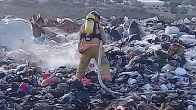 Photo of Se incendió el relleno sanitario de Tequisquiapan