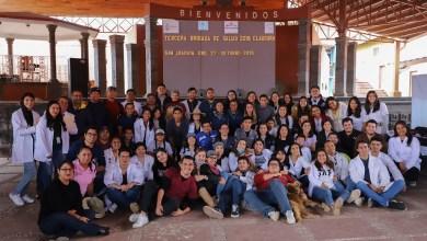 Photo of Federación de Estudiantes lleva Brigada de Salud a San Joaquín