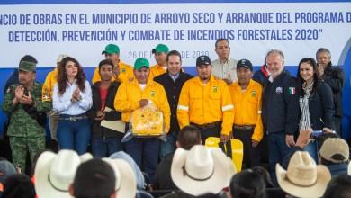 Photo of Anuncia programa de Combate de Incendios Forestales en Arroyo Seco