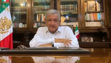 """Photo of Gracias a autoridad y sociedad hemos podido """"domar"""" al Covid-19: AMLO"""