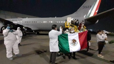 Photo of Repatriaron a 280 personas mexicanas desde Argentina