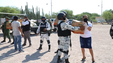 Photo of Refrenda 17/a Zona Militar y GN apoyo por emergencia al Municipio de Colón