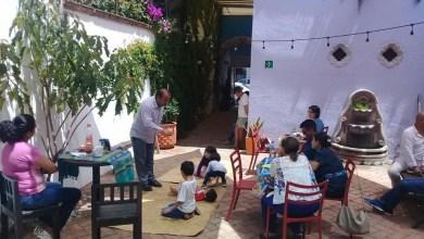 """Photo of """"Palabras con Alas, Querétaro"""", participa en cuentería y oralidad"""
