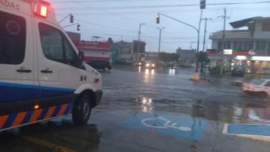 Photo of Esperan lluvias fuertes para San Juan del Río y Amealco