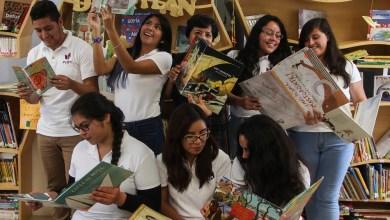 Photo of Celebra BIUAQ 11 años de fomento a la lectura