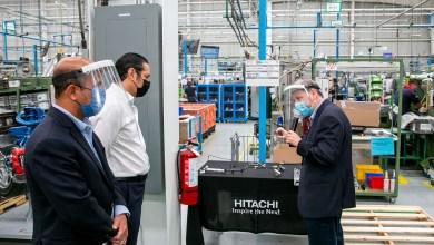Photo of Supervisan la implementación de medidas sanitarias en Hitachi Cable