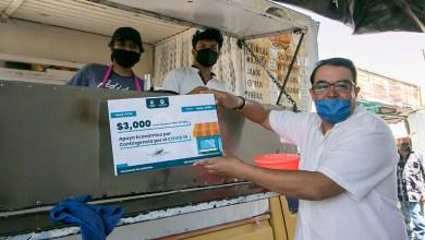 Photo of Entregan apoyos económicos a negocios en San Juan del Río