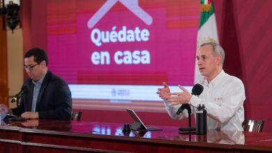 Photo of Todo el país en semáforo rojo de Covid-19, determina Ssa