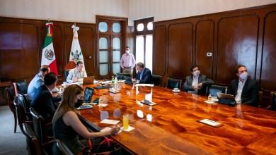 Photo of Fortalecen lazos de entendimiento con Reino Unido en materia de movilidad, economía y salud
