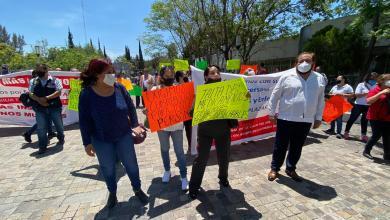 Photo of Trabajadores del ISSSTE demandan mejores equipos de protección