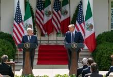 Photo of AMLO destaca respeto mutuo y relevancia del T-MEC en visita oficial a Estados Unidos