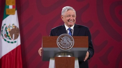 Photo of AMLO da negativo a Covid-19; «llevo mi certificado» a EU