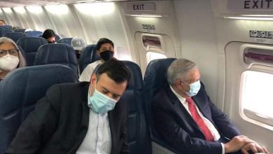Photo of López Obrador viaja rumbo a EU para encuentro con Trump