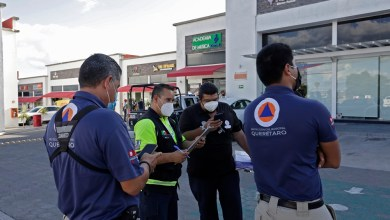 Photo of Supervisan medidas sanitarias en la zona metropolitana de Qro