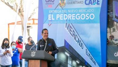 Photo of Anuncia Pancho Domínguez obras por 400 mdp en San Juan, entre ellas la carretera San Pedro