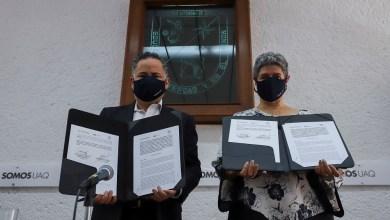 Photo of UAQ y Unidad de Inteligencia Financiera se unen para combatir la corrupción