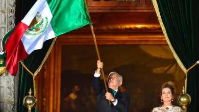 Photo of El Presidente López Obrador dio su segundo Grito de Independencia