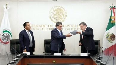 Photo of Recibe Senado solicitud para consulta contra ex presidentes