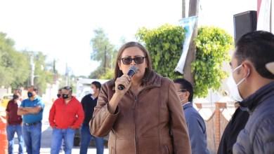 Photo of Elvia Montes inicia obra de rehabilitación de redes de agua potable en Villa Progreso