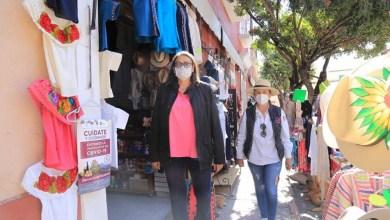 Photo of Elvia Montes fortalece medidas preventivas contra el Covid-19 en Bernal