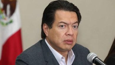 Photo of INE registra a Mario Delgado como presidente de Morena