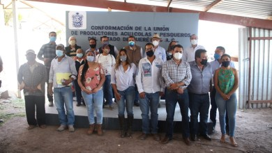 Photo of Toma protesta Unión de Productores Acuícolas y Pesqueros