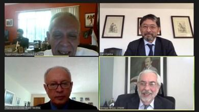 Photo of Buscan acrecentar colaboración entre la UNAM y Universidades de Egipto