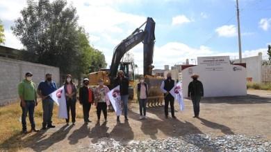 Photo of Arranca Elvia Montes obra de construcción de colector de drenaje pluvial