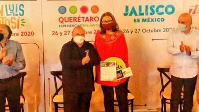 """Photo of Ezequiel Montes recibió el sello de """"Viaje Seguro""""."""