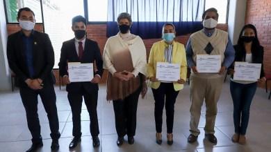 Photo of Alumnos de Cadereyta semifinalistas en la VII Competencia Nacional de Litigación Oral