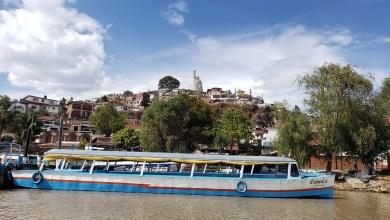 Photo of Por Covid restringen acceso a turistas en isla de Janitzio