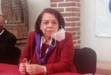 Photo of Celia Maya va contra la corrupción que hay en Querétaro